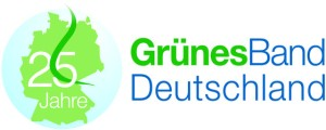 Logo 25 Jahre Grünes Band