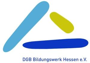 Neues Logo DGB BW Hessen