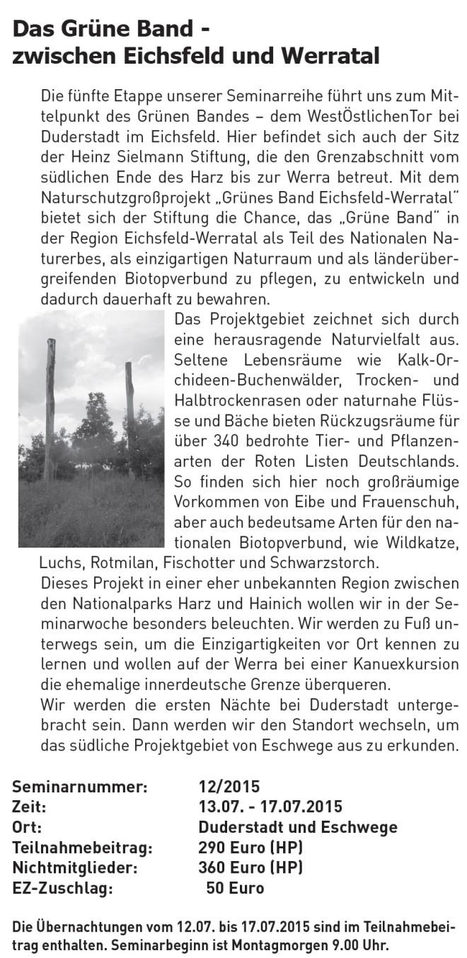 Eichsfeld-Werratal
