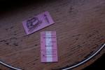 passende alte Fahrscheine