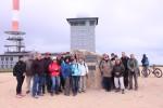 Gruppenbild auf dem Brocken