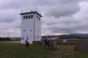 ehemailiger Grenzturm