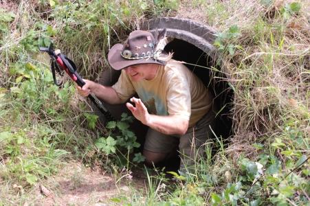 Ein letzter Agent durchquert die Stasiröhre :-)