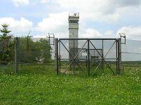 Reste der ehemaligen Grenzbefestigung am Dreiländereck