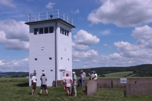 ehemaliger Grenzturm
