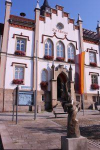 Rathaus in Geisa